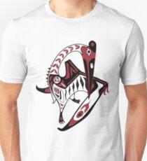 Haida Azhdarchid Slim Fit T-Shirt