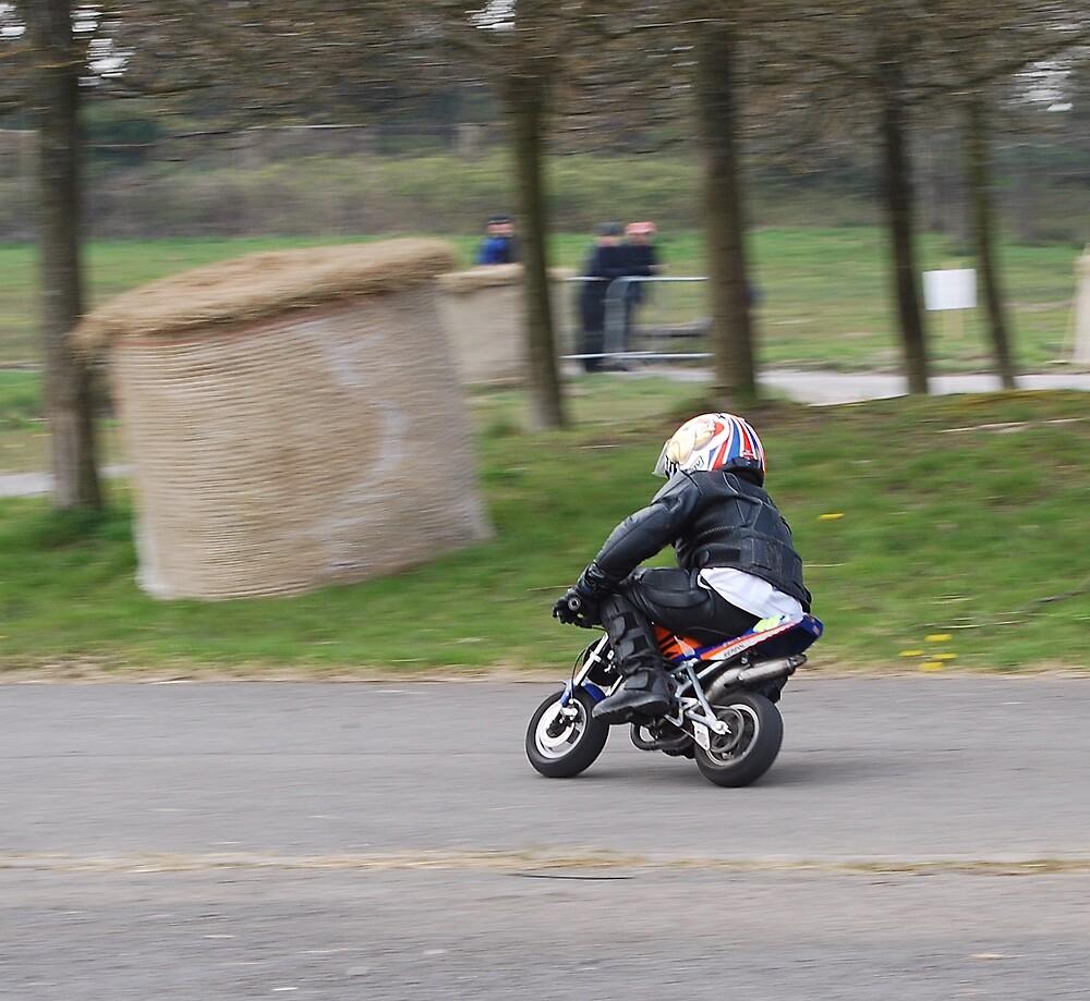 mini mortor mini rider, (full throttle)  by cool3water
