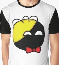 Ancap Man with Bowtie Graphic T-Shirt