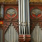 Exeter Cathedral Organ Pipes von MidnightMelody