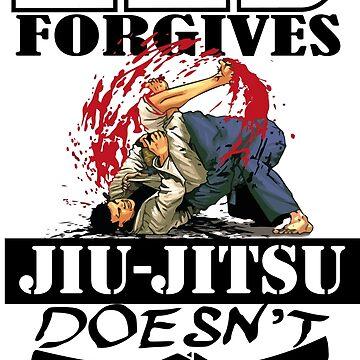 God Forgives, Jiu-Jitsu Doesn't by crazyowl