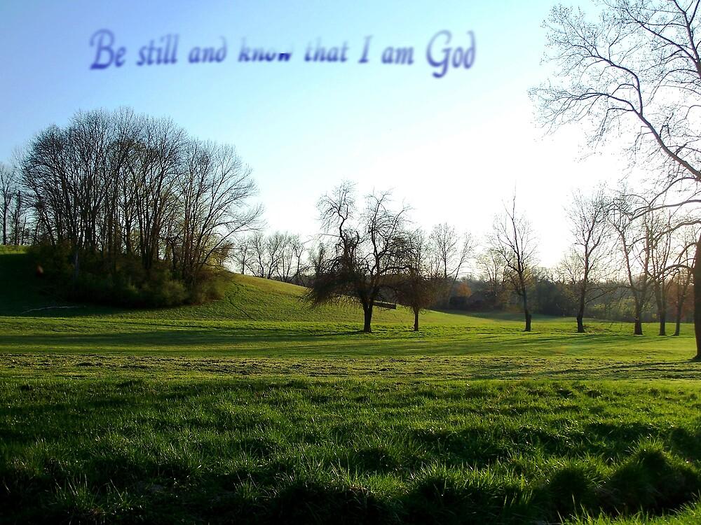 Be Still .... For Martin by Judi Taylor