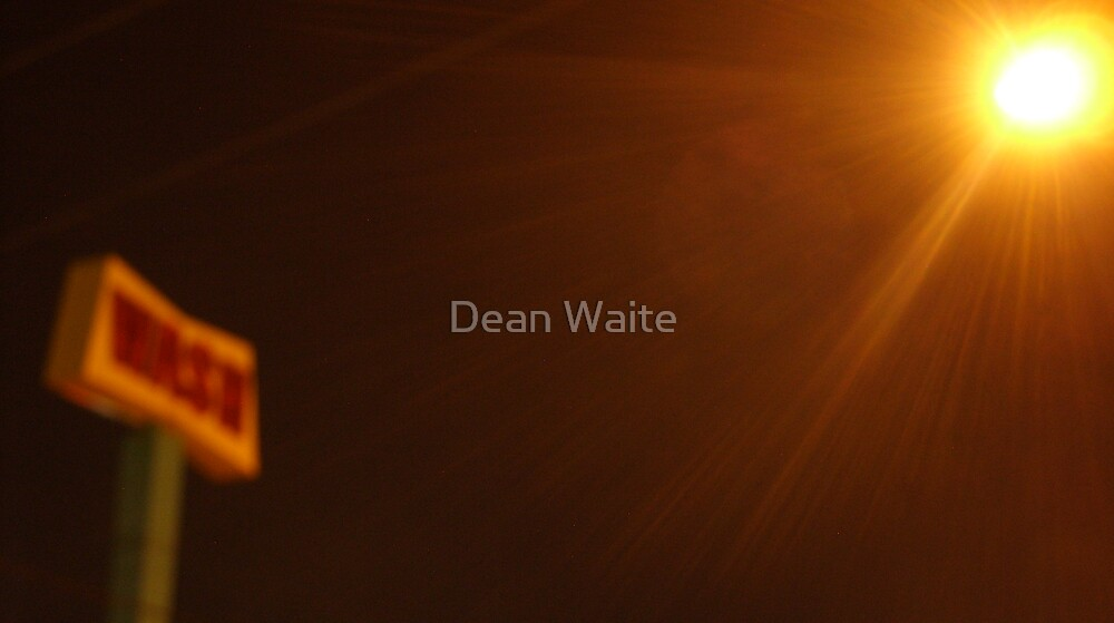 Cleanliness is Next to Godliness by Dean Waite