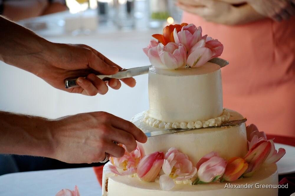 Love Cake  by Alexander Greenwood