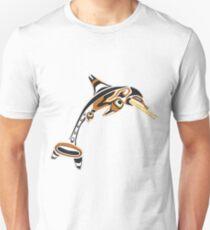 Kwakwaka'wakw ichthyosaur T-Shirt