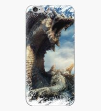 Lord of Sea, Lagiacrus. iPhone Case