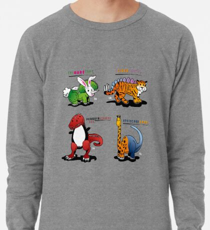 DINOMALS™: CUTESY Lightweight Sweatshirt