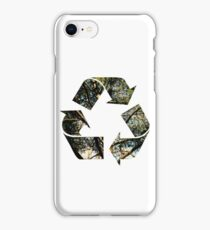 Ecology iPhone Case/Skin