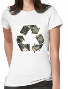 Ecology Womens Fitted T-Shirt