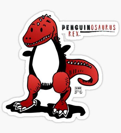 PENGUINOSAURUS REX™ Sticker