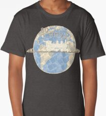 Around the World in 80 Days - Earth Long T-Shirt