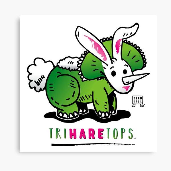 TRIHARETOPS™ Canvas Print