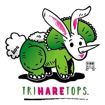 TRIHARETOPS™ by Dinomals