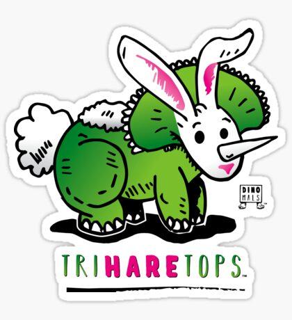 TRIHARETOPS™ Sticker