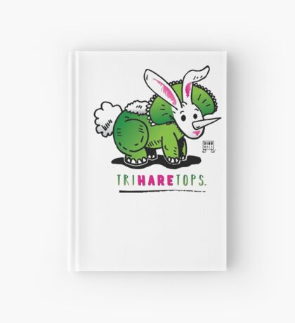 TRIHARETOPS™ Hardcover Journal