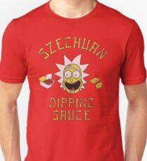 Rick and Morty Szechuan Sauce Unisex T-Shirt