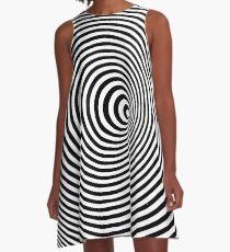 Optical illusion No.1 A-Line Dress