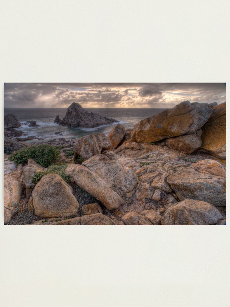 Alternate view of Sugar Loaf Afar Photographic Print