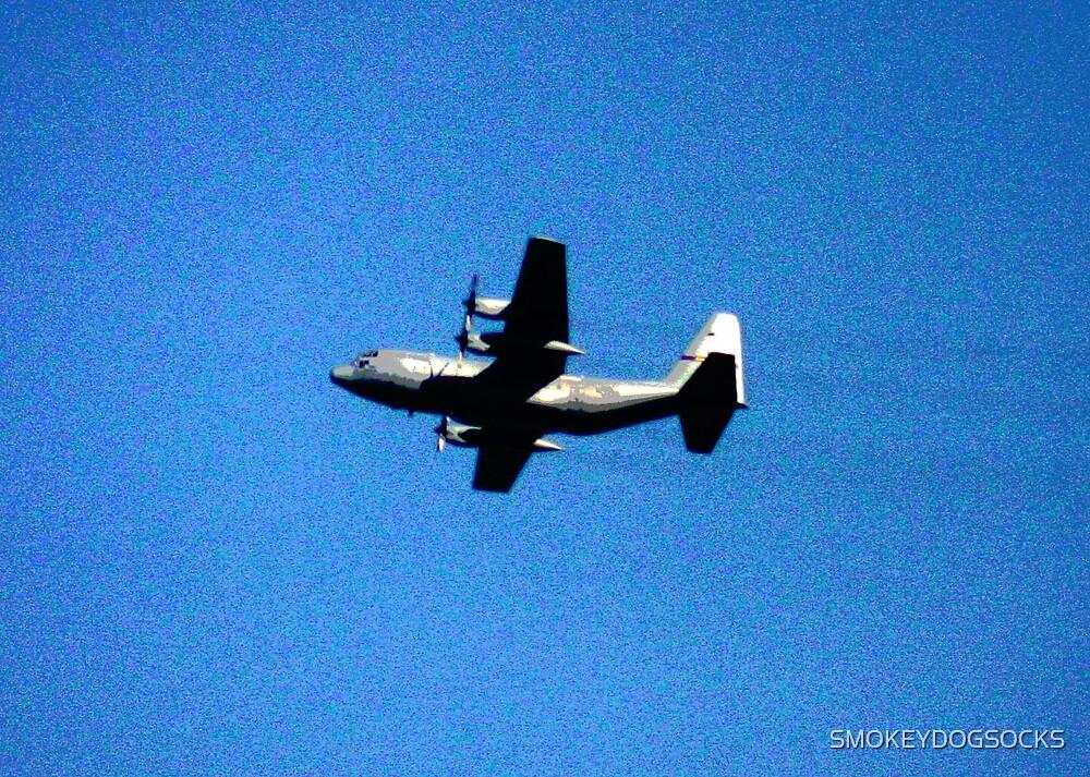 C-130 HERCULES by SMOKEYDOGSOCKS