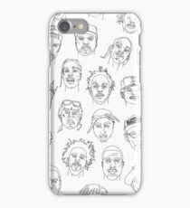 Rappers iPhone Case/Skin