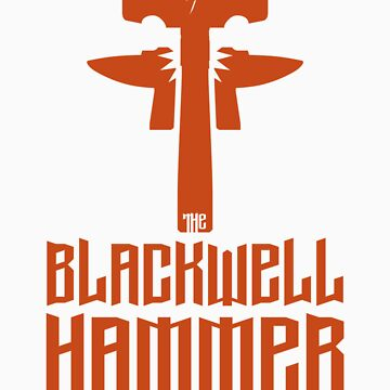 The Blackwell Hammer Red1 by BBlackwell
