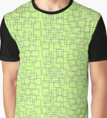 Squared away green  Graphic T-Shirt
