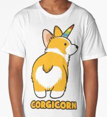 Corgicorn Long T-Shirt