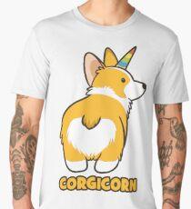 Corgicorn Men's Premium T-Shirt