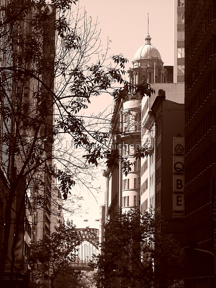 Pitt Street by Nicole Zaichenko