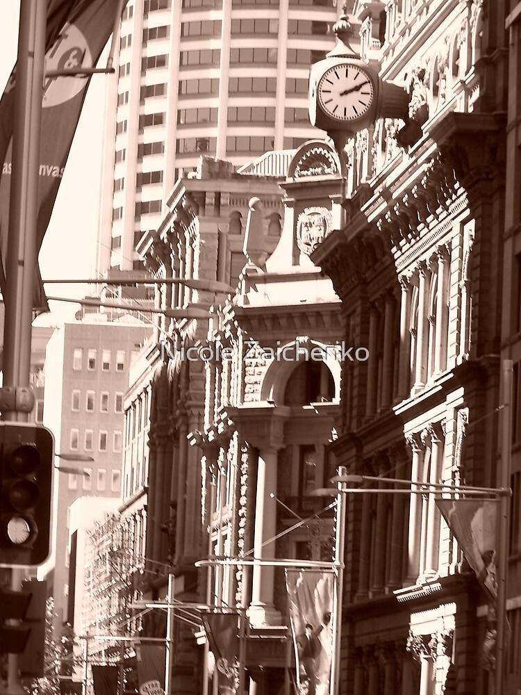 George Street by Nicole Zaichenko