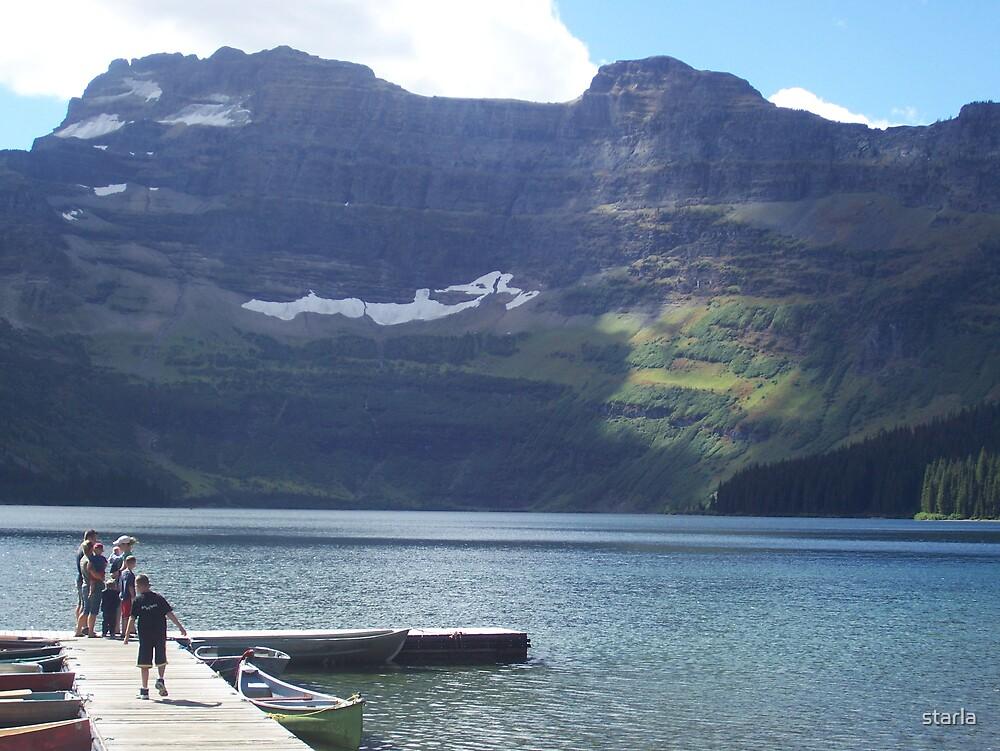 Rocky Mountain by starla
