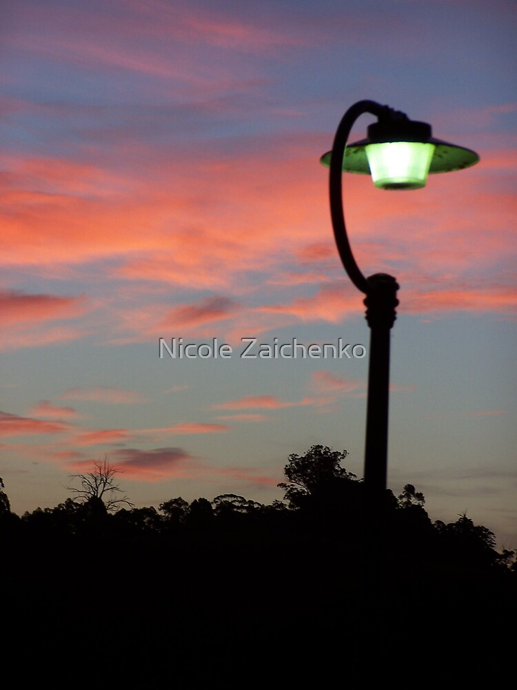 Light at Dust by Nicole Zaichenko
