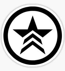 Mass Effect Renegade Sticker Sticker