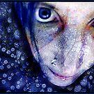 Blue Elizabeth by Alisa Gonzalez