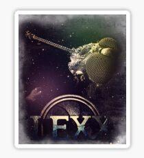 Lexx Sticker