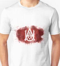 Alabama A&M University Rustic Watercolor Logo T-Shirt