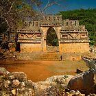 Labna Arch by Yukondick