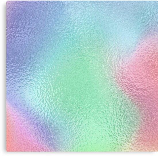 Iridescent Metal Texture