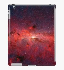 The Milky Way in Infrared iPad Case/Skin