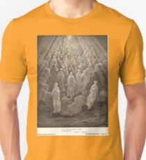 Gustave Dore or Doré  Dante Divine Comedy Paradise 012 Unisex T-Shirt