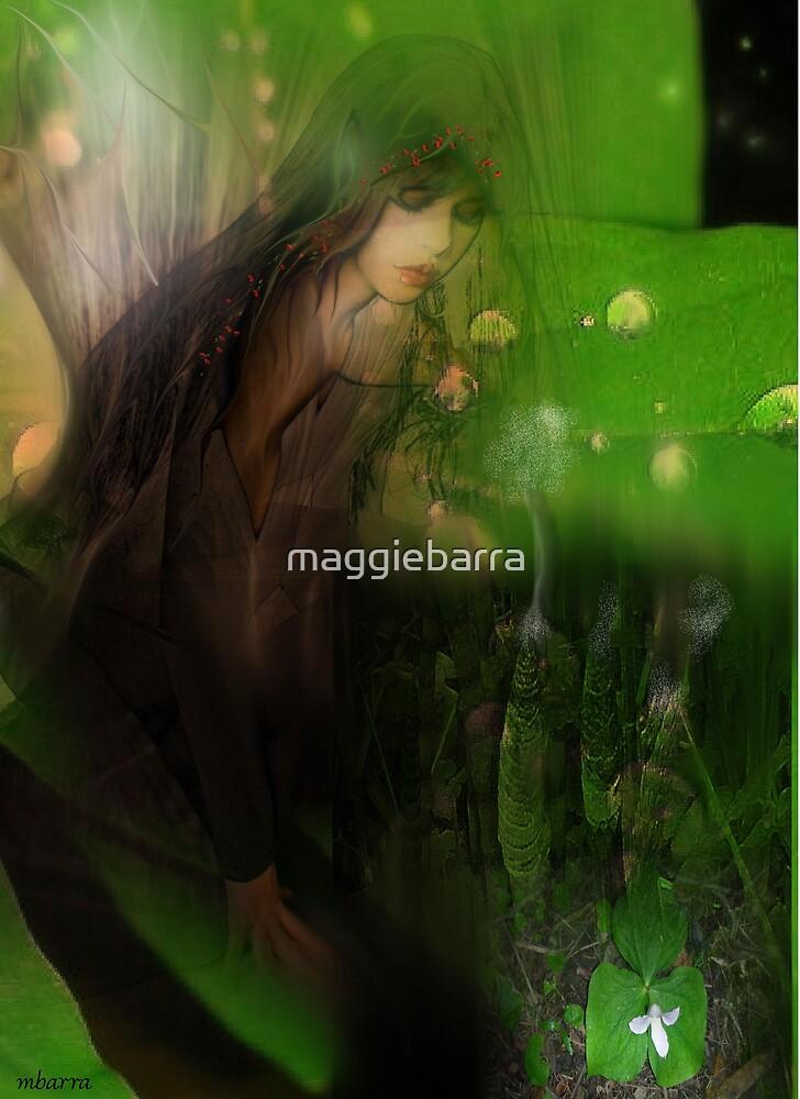 Trillium by maggiebarra