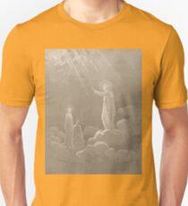 Gustave Dore or Doré  Dante Divine Comedy Paradise 013 Unisex T-Shirt