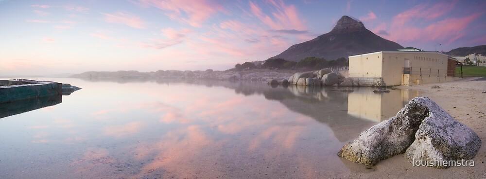 Tidal Pool Panoramic by louishiemstra