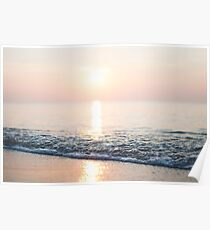 Summer Dreams Sunset Poster