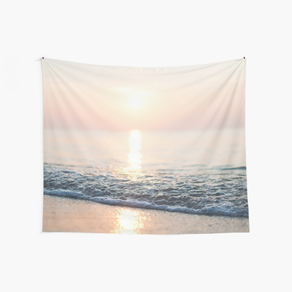 Summer Dreams Sunset Wall Tapestry