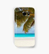 Tropical Palm Trees Samsung Galaxy Case/Skin