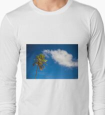 Palm Tree Sky Long Sleeve T-Shirt