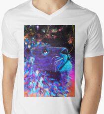 The Universal Lion #90 Men's V-Neck T-Shirt