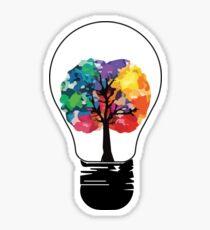 Creative Mind Sticker
