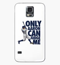 Only Aaron Can Judge Me 2 Case/Skin for Samsung Galaxy